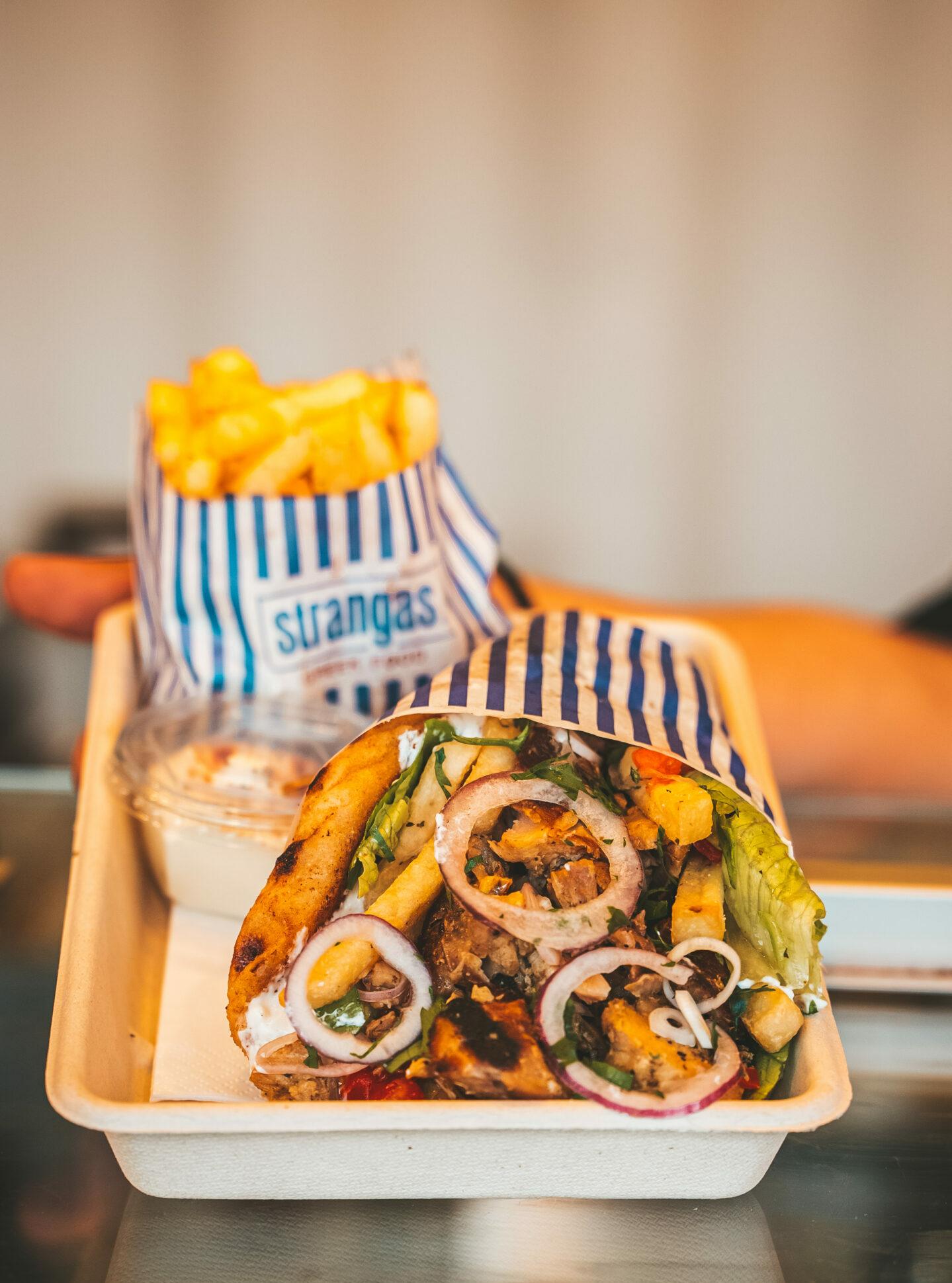 Strangas Greek Food